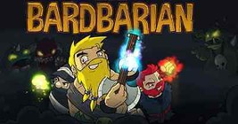 Bardbarian PC Steam Code Key NEW Download Game Sent Fast Region Free - $4.61