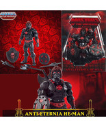 LOOK Masters of the Universe Classics ANTI-ETERNIA HE-MAN! MOC! Confirme... - $126.02