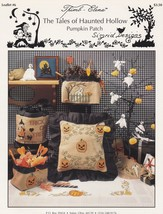 Tales of Haunted Hollow Pumpkin Patch Thimb-Elena Cross Stitch Pattern L... - $3.95