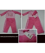 Butterfly Club Brooks Fitch Infant Girl 2 Piece Winter Set NWT Sz 6/9 Mo... - $9.99