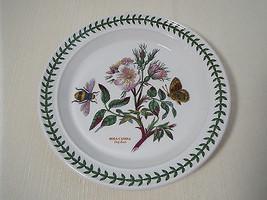 Portmeirion Botanic Garden Salad Plate in Dog Rose - $21.99