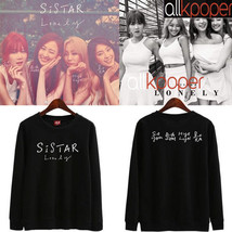Kpop Sistar Sweater New Album Lonely Sweater Kim Hyo Jung SoYou Sweaters... - $12.99