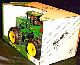 1998 John Deere 9200 Tractor Replica Toy 1/16 Scale w/ Box  AA20-JD0082 Vintage  image 4