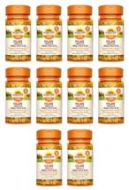 10 Sundown Naturals Folate 400 mg Vitamins, 350 Tablets Each, Exp 06 22 - $37.05