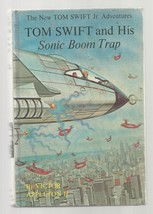 TOM SWIFT Jr AND HIS SONIC BOOM TRAP picture cover VG  1965  1ST EDITION - $22.28
