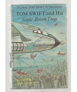 TOM SWIFT Jr AND HIS SONIC BOOM TRAP picture cover VG  1965  1ST EDITION - $22.15