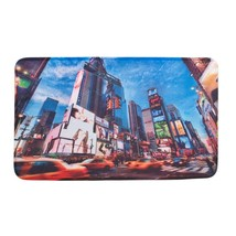 Times Square Nyc Floor Mat - $23.70