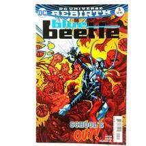 Blue Beetle #5 DC 2017 NM- Jaime Reyes Doctor Fate - $3.91