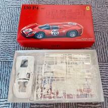1/24 Fujimi Ferrari 330 P4 Plastic Model kit - $128.38