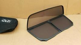 03-09 Audi A4 Cabrio Cabriolet Rear Wind Deflector Screen Blocker 8H0862953 image 2