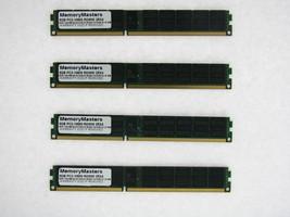 32GB (4X8GB) MEMORY FOR IBM BLADECENTER HS22 7209 VLP Modules