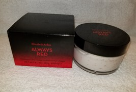 Elizabeth Arden ALWAYS RED Red Drops Souffle 6.7 oz/200mL New Jar Boxed ... - $27.72