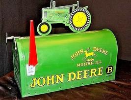 John Deere Mailbox Green AA18-JD0011