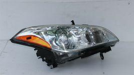11-15 Infiniti M35h M37 M56 Q70 Headlight Hid Xenon Non-Afs Passenger Right RH image 9