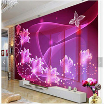 beibehang Dream flowers 3D Wall paper Landscape Photo Wallpaper for Wall 3 d Cov - $35.95