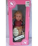 M.J.Hummel Goebel Vinyl Puppe Gans Mädchen aus Deutschland - $73.83