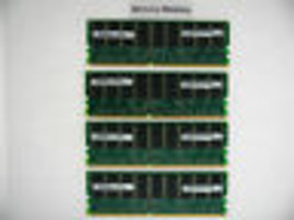 A6834A 4gb 4X1GB Approved PC2100 Mémoire pour hp Intégrité rx2600 rx2620... - $112.64