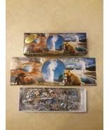 Yellowstone National Park Panoramic 500 Piece Jigsaw Puzzle  12 x 36 - $14.84