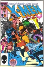 The Uncanny X-Men Comic #193 Marvel 1st Warpath/Hellions 1985 VERY FINE-... - $6.89