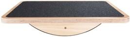 StrongTek Professional Wooden Balance Board, Rocker Board, Wood Standing... - £76.48 GBP