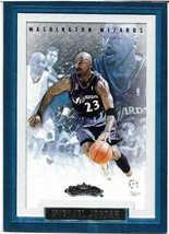 2002-03 FLEER SHOWCASE ROW3 #1 MICHAEL JORDAN WASHINGTON WIZARDS CHICAGO... - $4.99