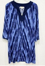 Michael Kors Dress  Crew Blue 3/4 Sleeve  Size S - $88.11