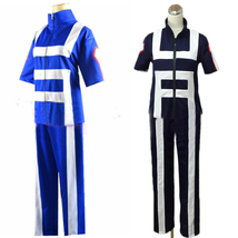 Boku no Hero Academia Shinso Hitoshi Cosplay Costume Set - $93.78