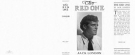 Jack London - THE RED ONE facsimile dust jacket for 1st edition book - $19.60