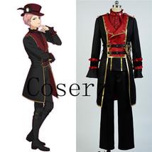 Ensemble Stars Unit Valkyrieibiki Leader Shu Itsuki Cosplay costume - $126.00