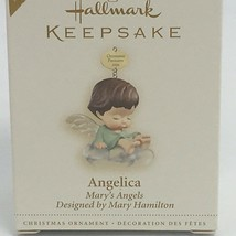 Angelica Mary's Angels Hallmark Keepsake Ornament 2006 New Limited Repaint - $18.99
