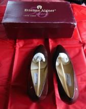 Womens Etienne Aigner All Leather Zurich Truffl... - $34.65