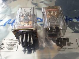 (2) KRP-14DG-110 Potter & Brumfield Amf Te 110VDC Relay New Nos Rare Sale $24 - $23.76