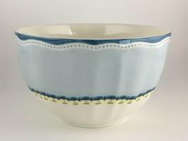 "Lenox Provencal Garden Round vegetable bowl 7"" - $12.00"