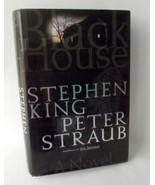 Stephen King Black House First Edition Peter Straub 2001 HBDJ Novel 1st ... - $19.79