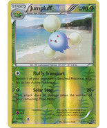 Jumpluff 5/114 Rare Reverse Holo XY Steam Siege Pokemon Card - $1.69