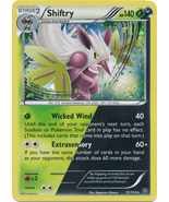 Shiftry 11/114 Holo Rare XY Steam Siege Pokemon... - $1.89