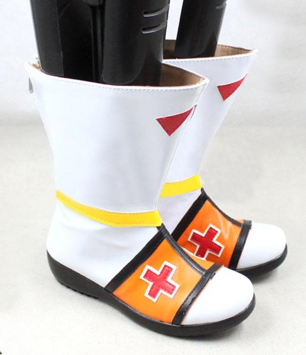 Elsword Ara Sakra Devanam Cosplay Boots for Sale