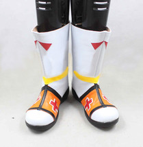 Elsword Ara Sakra Devanam Cosplay Boots for Sale - $70.00