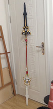 Elsword Ara Little Specter Weapon Cosplay Spear Prop Buy - $188.00
