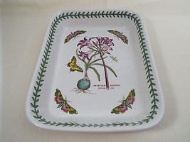 Portmeirion Botanic Garden Mexican Lily Lasagna Dish Baking Dish - $149.99