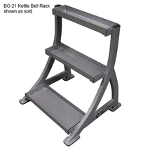 Valor Fitness Exercise Equipment Kettle bell Rack - $275.24