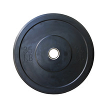 Valor Fitness Exercise Equipment 35lb Bumper Plates (1) - $108.07