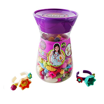 Pop Beads Snap Lock Beads Creative Jewelry Making Kit Necklace Kids Toys... - $35.36