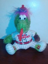 Major League Baseball 10 inch plush Philly Phanatic - $8.50