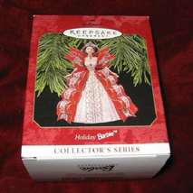 1997 Hallmark Keepsak Ornament 5 Holiday Barbie QXI6212 - $15.00