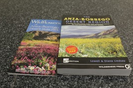 Wildflowers of Anza-Borrego Desert State Park, and The Anza-Borrego regi... - $12.99