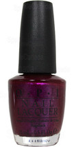OPI Nail Polish Lacquer Congeniality is my Middle Name .5 oz NL U01 - $9.99