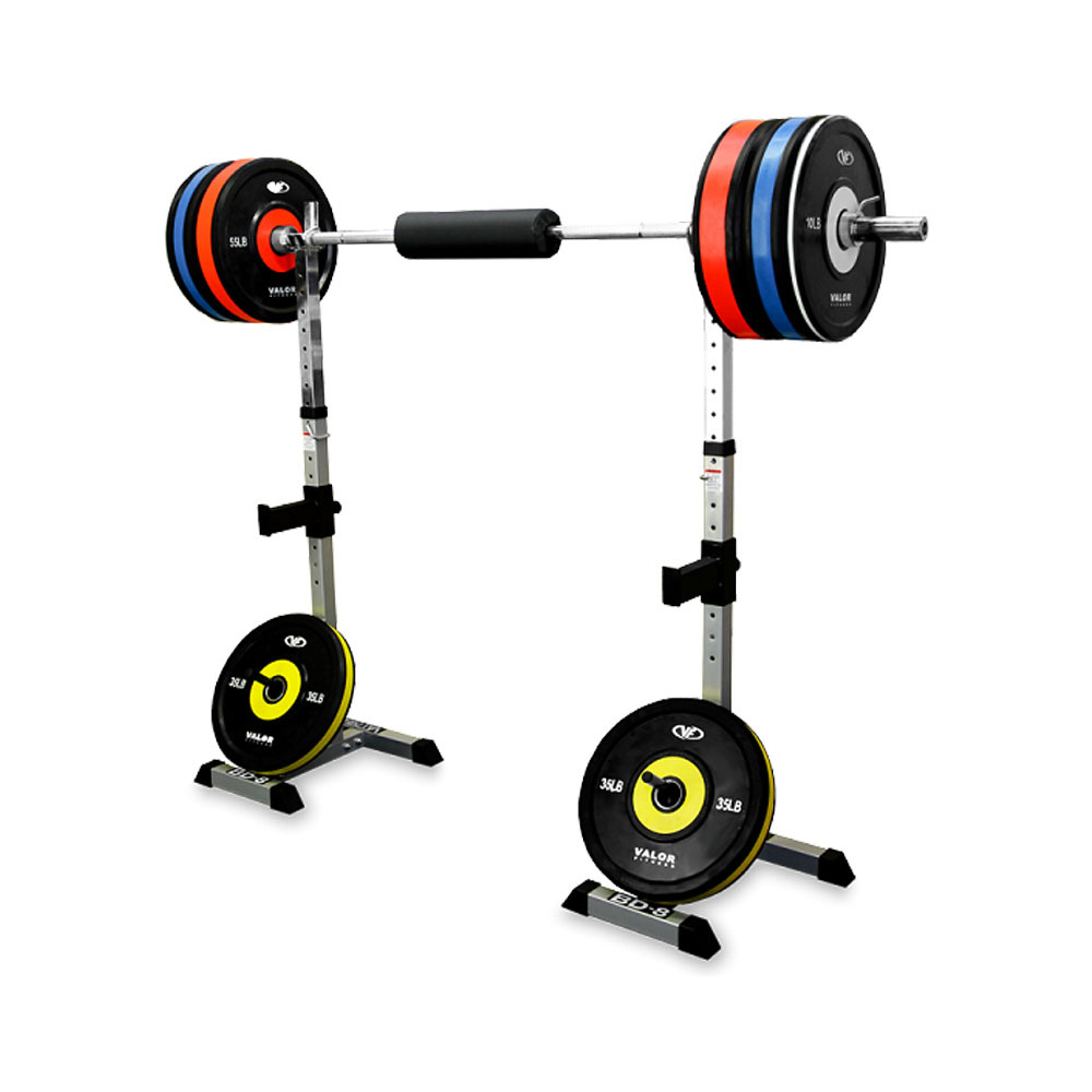 Fitness Equipment Uk: Valor Fitness Exercise Equipment Independent Squat Stands