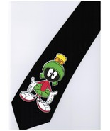 Looney Tunes Marvin the Martian Cartoon Novelty Fancy Neck Tie - $15.99