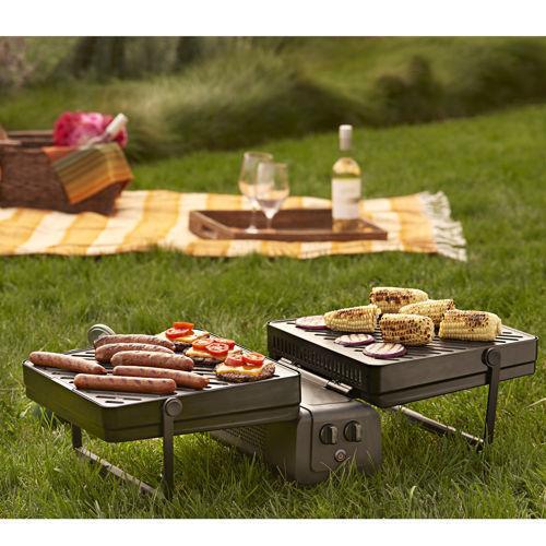 Costco Portable Bbq : Barbecue grill portable gas cooking propane camping